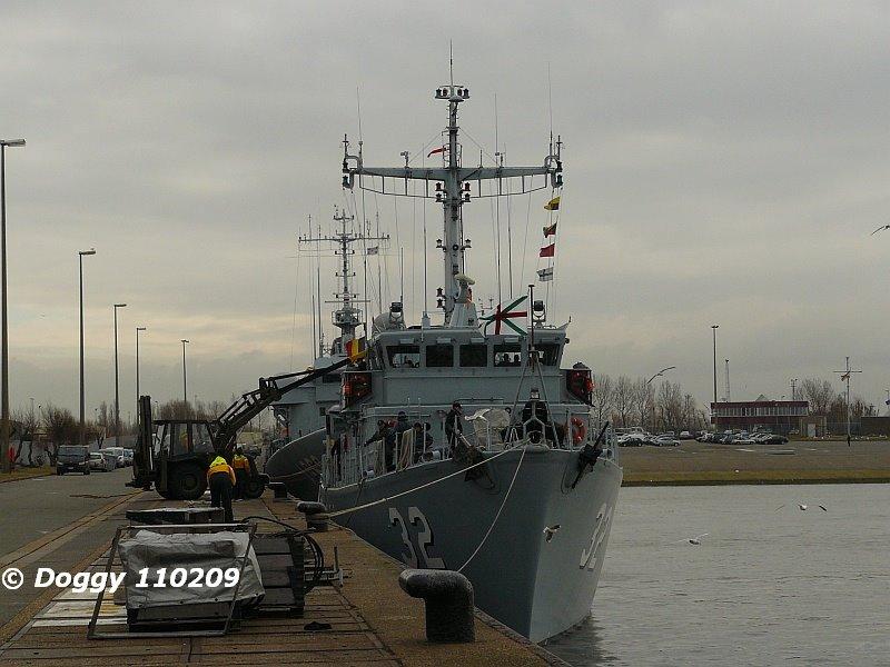 Bulgarian Navy - Marine Bulgare - Page 6 Depart16