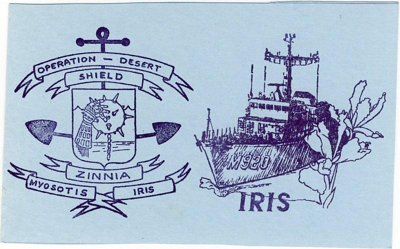 M920 Iris - Operation SOUTHERN BREEZE   M920ir13