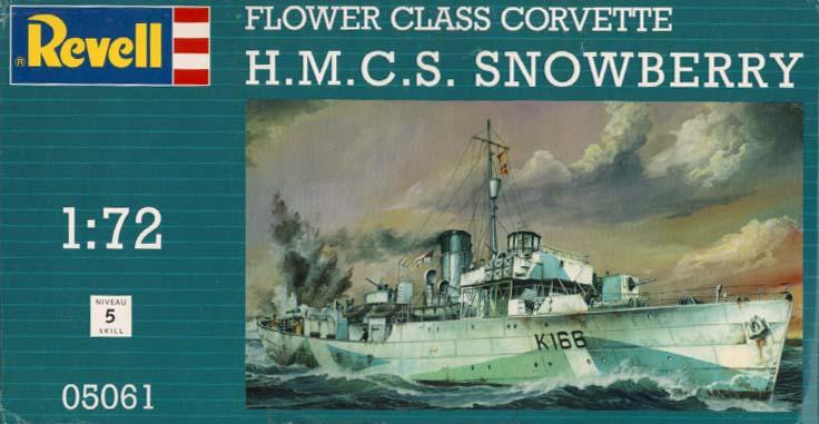 Buttercup & Godetia, les Flower Class Revell10