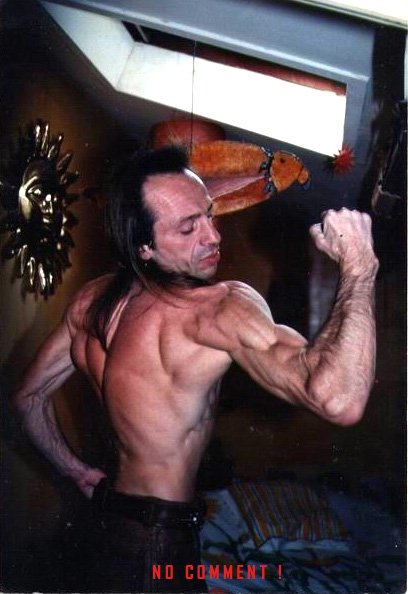 "Alain Robert (alias ""Spiderman"") Musclo10"