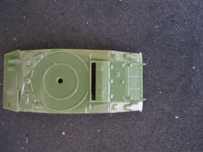 (PAT.LATORRE) M24 chaffee (TERMINE) 00410