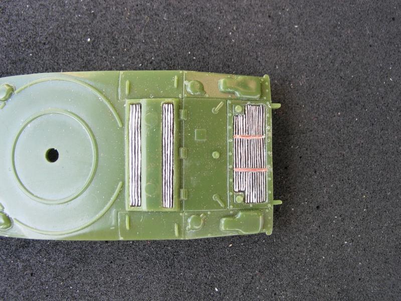(PAT.LATORRE) M24 chaffee (TERMINE) 00811