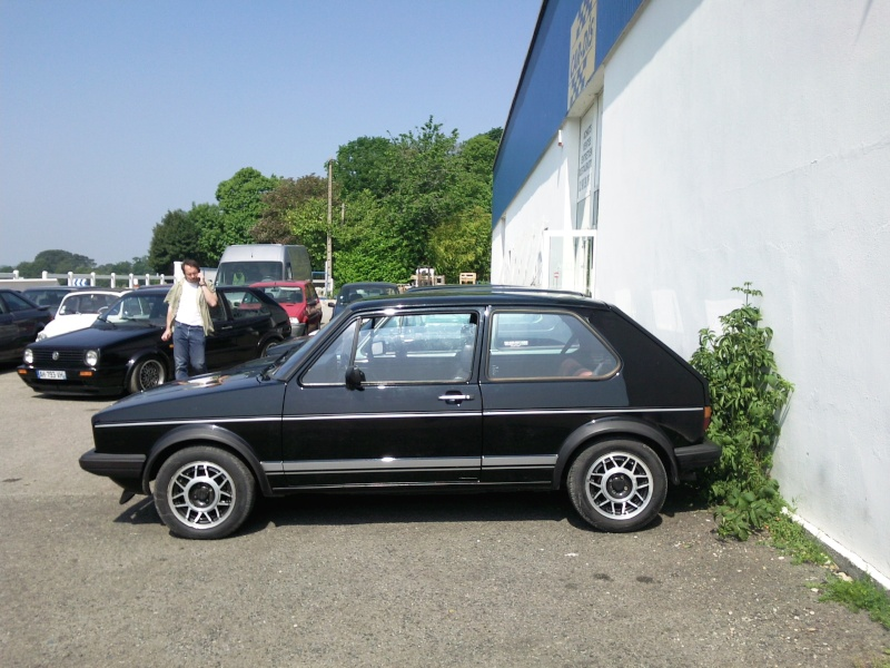 Christophe : R21 2l turbo de 87 et Golf 1 gti 1.6 de 81 Photo020