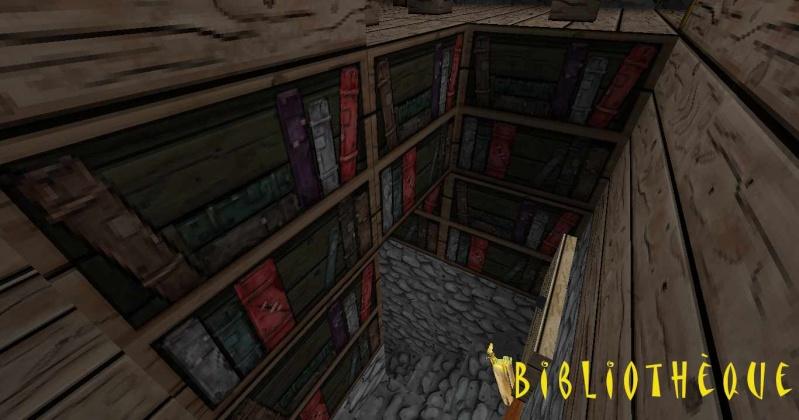 Les abris pour aventurier Biblio10