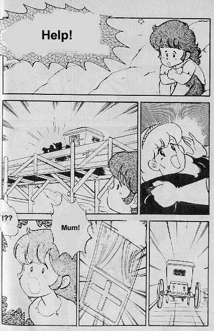 manga sanjuushi - 2 capitulo 1310