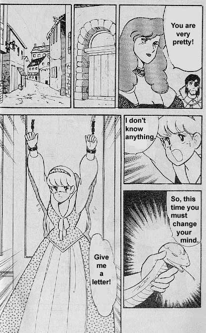 manga sanjuushi - 2 capitulo 1510