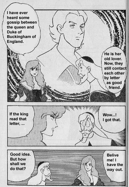 manga sanjuushi - 2 capitulo 410