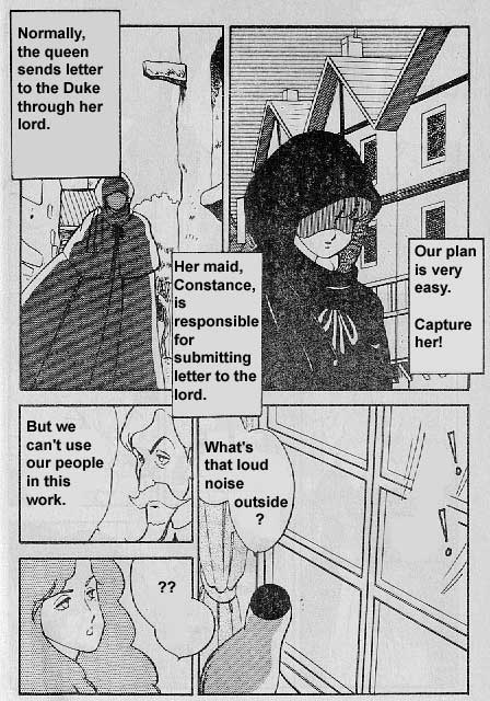 manga sanjuushi - 2 capitulo 510
