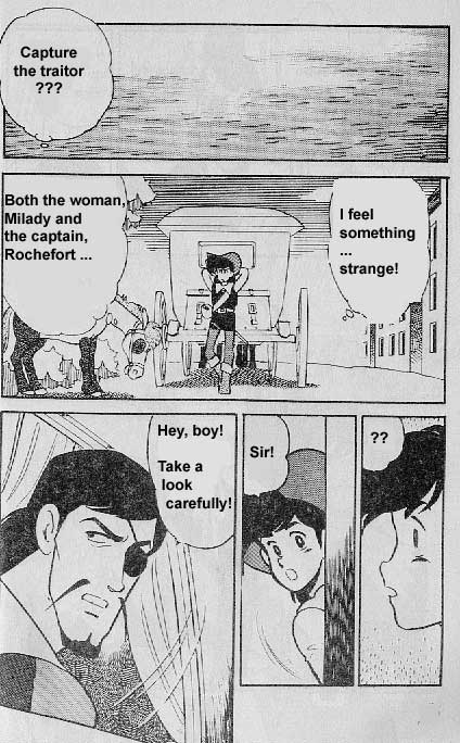 manga sanjuushi - 2 capitulo 910