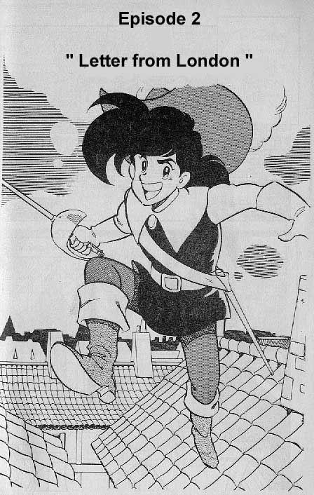 manga sanjuushi - 2 capitulo Cover10