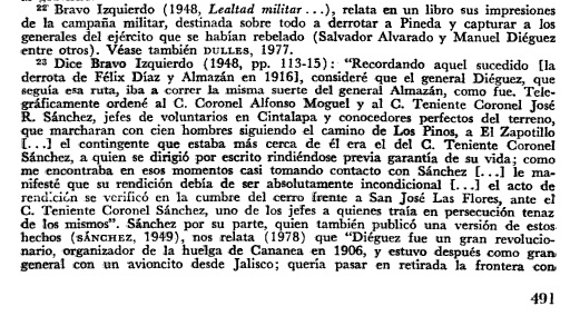 Tesoro revolucionario del Gral. Diéguez en Tapanatepec, Oaxaca (1923-24) 0110