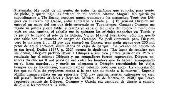 Tesoro revolucionario del Gral. Diéguez en Tapanatepec, Oaxaca (1923-24) 0210