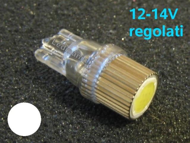 Le lampadine dell' Out W5w_me10