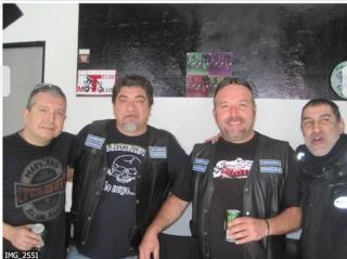 Aniversario de Motoclub Telde Local110