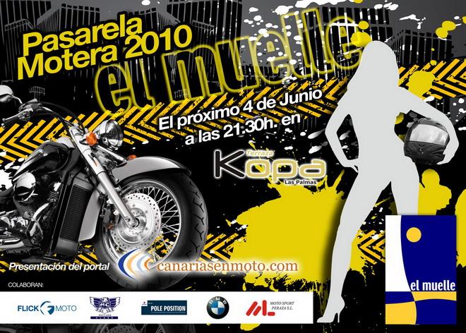 Fiesta de presentación del Portal Canariasenmoto.com Notici16