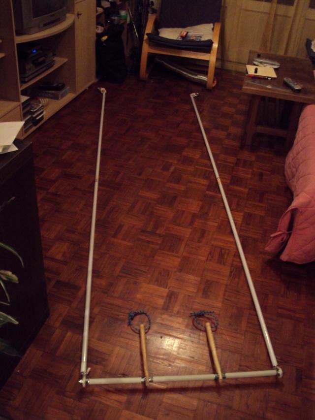 ça y est il est fait : mon cadre de ski-jo !!! Dsc00115