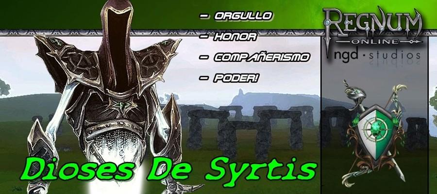Dioses de Syrtis