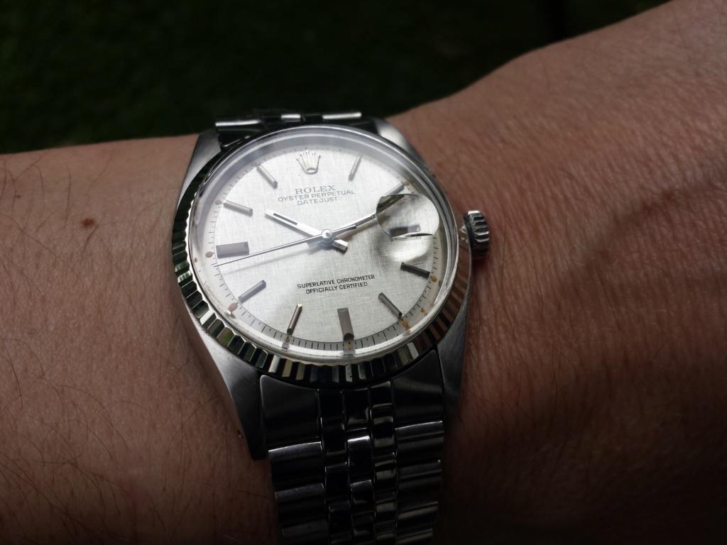 [Vendue] Rolex Datejust 1601 2016-010