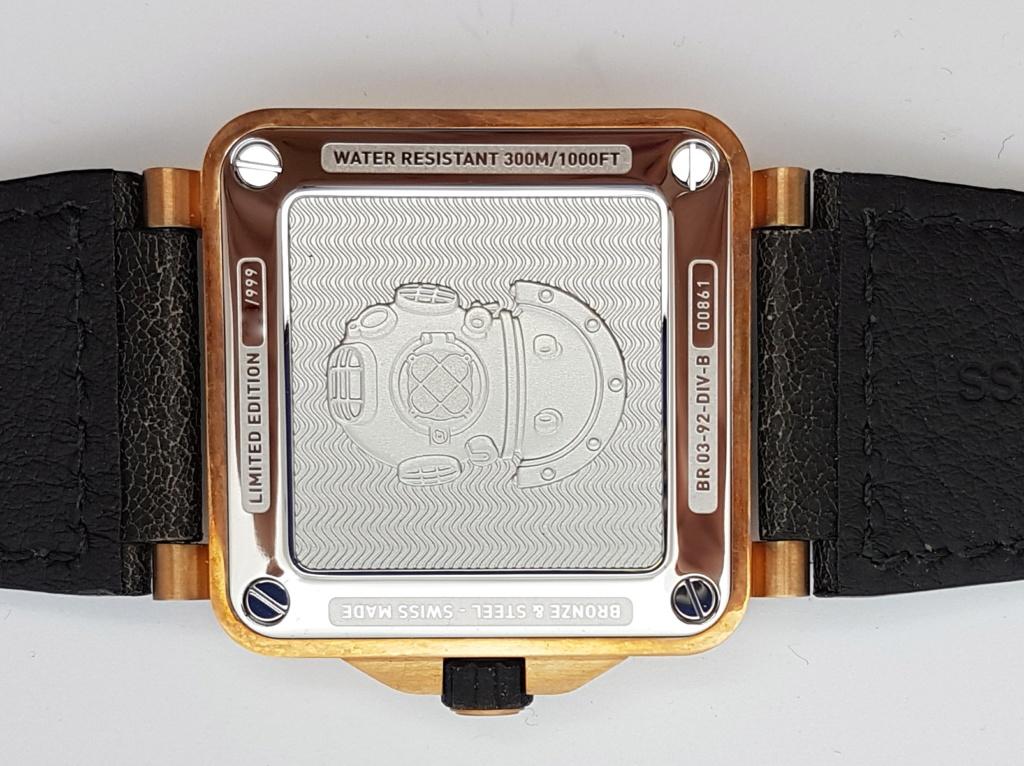 Vos montres en édition limitée et numérotée 20190418