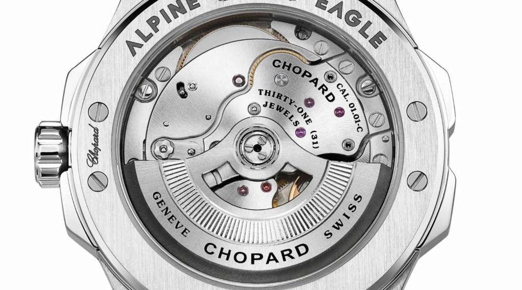 Présentation: ma nouvelle Chopard Alpine Eagle _copie48