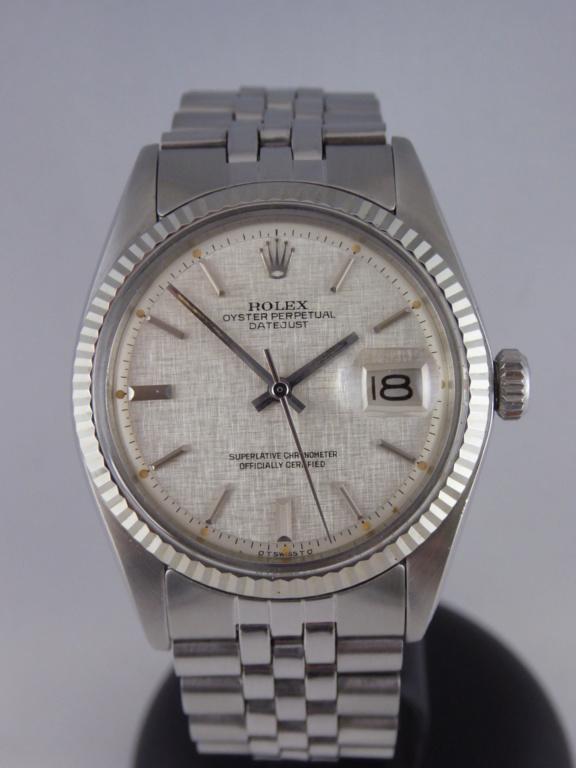 [Vendue] Rolex Datejust 1601 P1000810