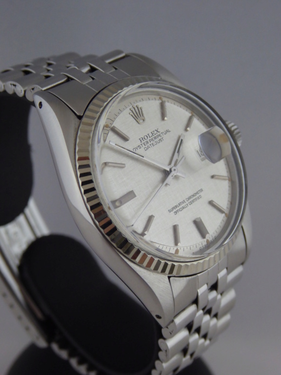 [Vendue] Rolex Datejust 1601 P1000812