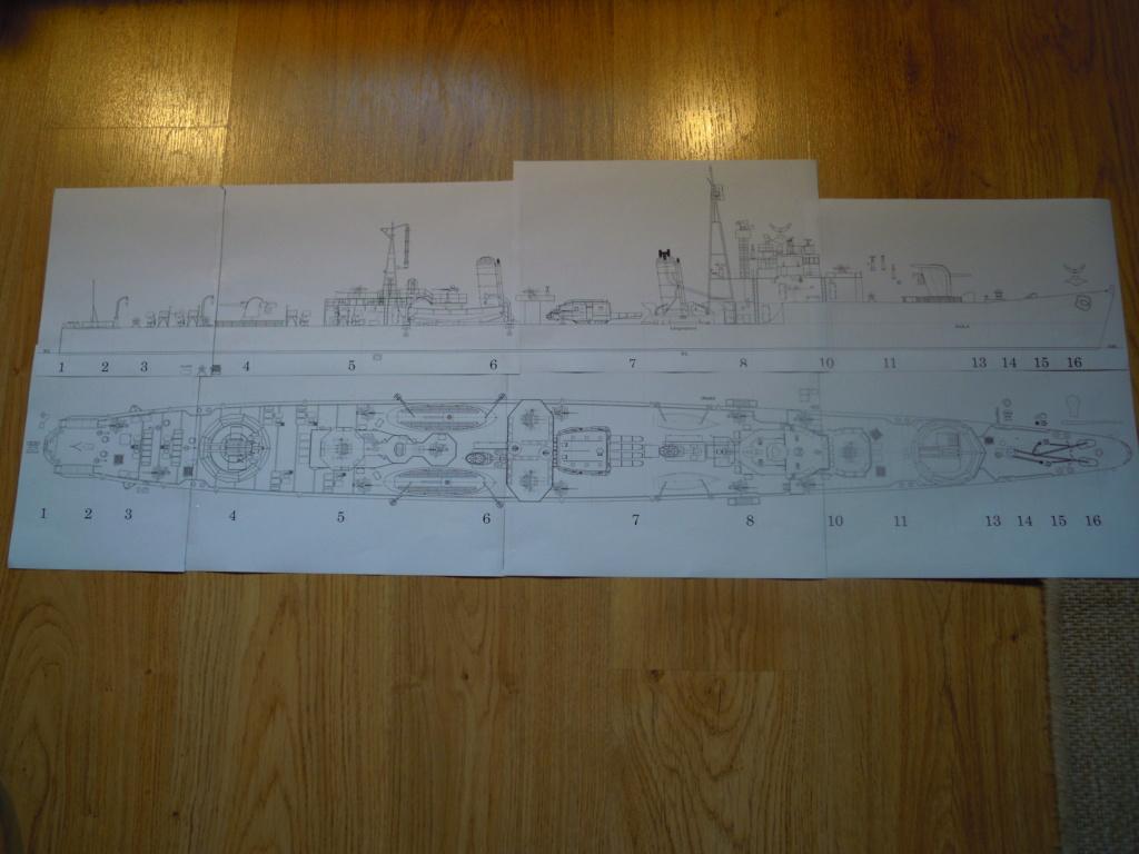 Japanischer Begleitzerstörer der Matsu Klasse, M 1/100 2019-110