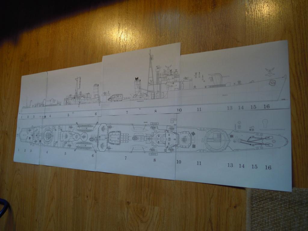 Japanischer Begleitzerstörer der Matsu Klasse, M 1/100 2019-111