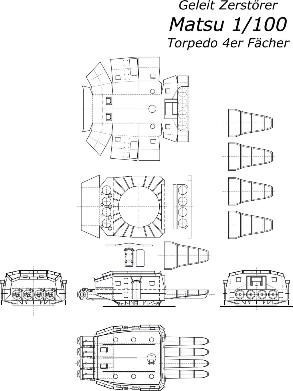 Japanischer Begleitzerstörer der Matsu Klasse, M 1/100 Bitmap13
