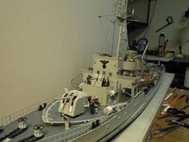 Minensuchboot M43 1/70 - Seite 13 Dscn8049