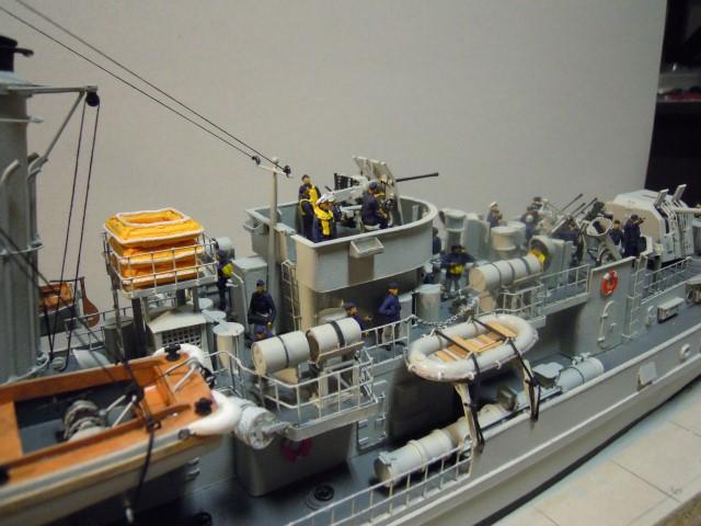 Minensuchboot M43 1/70 - Seite 13 Dscn8050