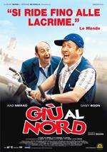 Film DVD - Giu al Nord Bienve10