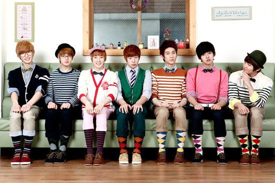 """[29.03] U-KISS sortent leur cinquième mini album """"Bran New KISS"""" 20110312"""