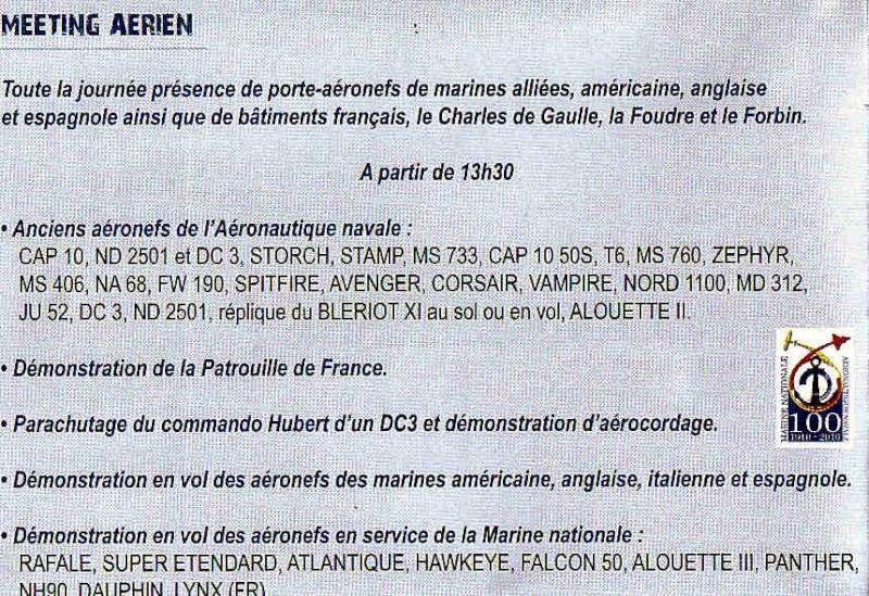 100 ème anniversaire de l'Aéronautique navale - Page 4 Meetin12
