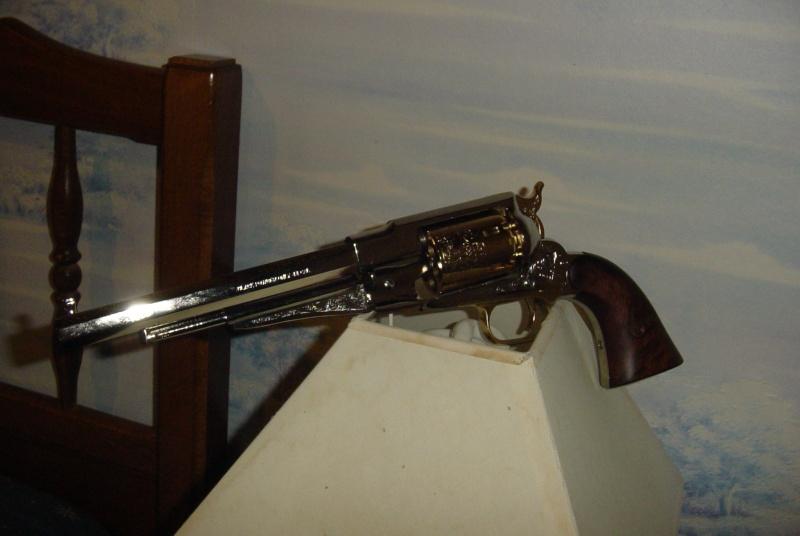 Pietta Remington 1858 cal .44 Edition Speciale Dsc00610