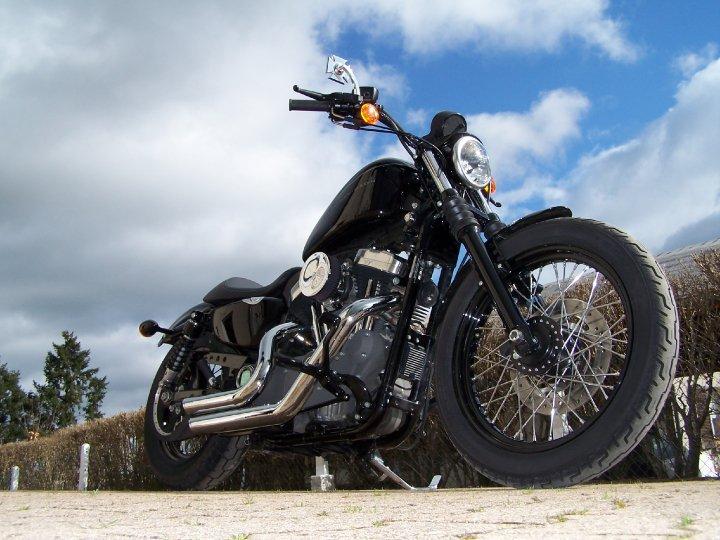 combien sommes nous en 1200 Sportster sur Passion-Harley 26587_10