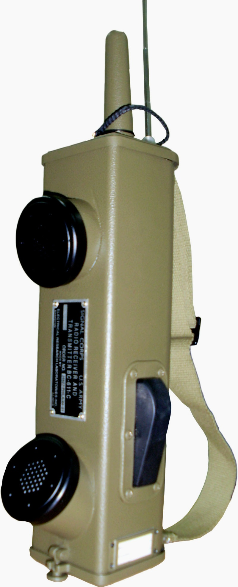 WPG stocking fully functional REPRO Handie Talkies Bc-61111