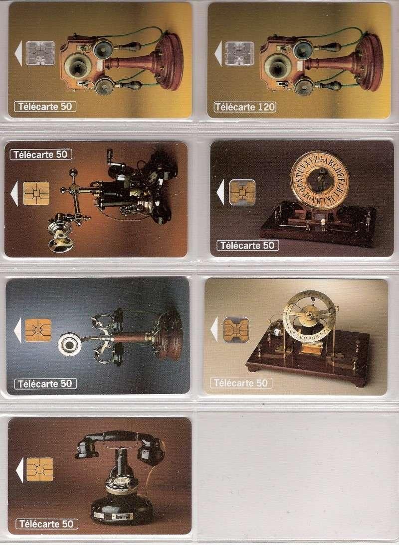 Vente :Télécartes de France Scann320