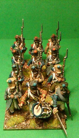 Infantry de ligne Perry 28mm Sp_a1710