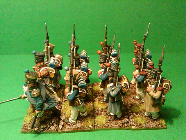 Infantry de ligne Perry 28mm Sp_a1711