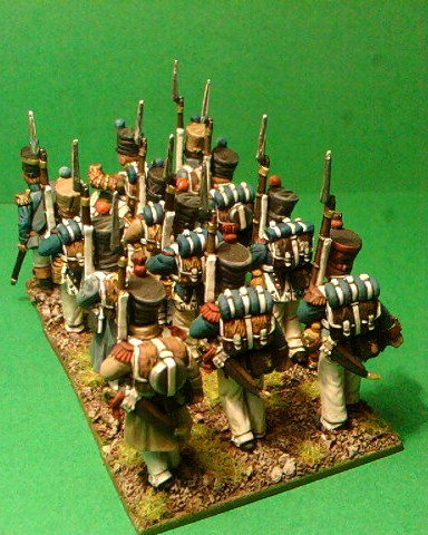 Infantry de ligne Perry 28mm Sp_a1712
