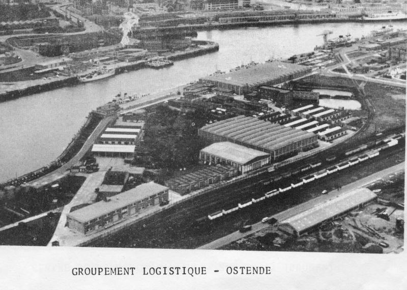 Oostende en 1963-1964 Comlog10