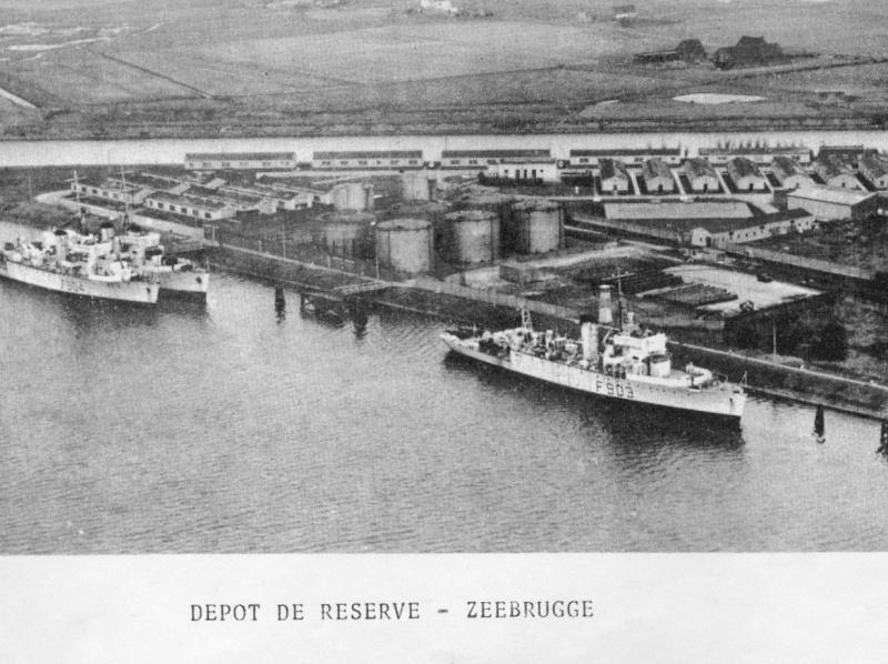 Base RDZ (ancienne base de Zeebrugge) - Page 2 Numari20