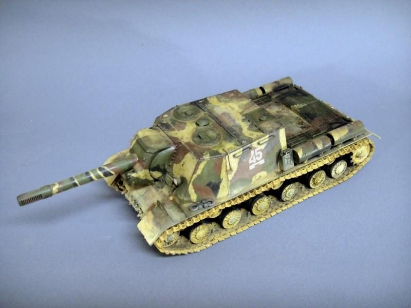 ISU-152 [Tamiya 1/35] Dsc02410