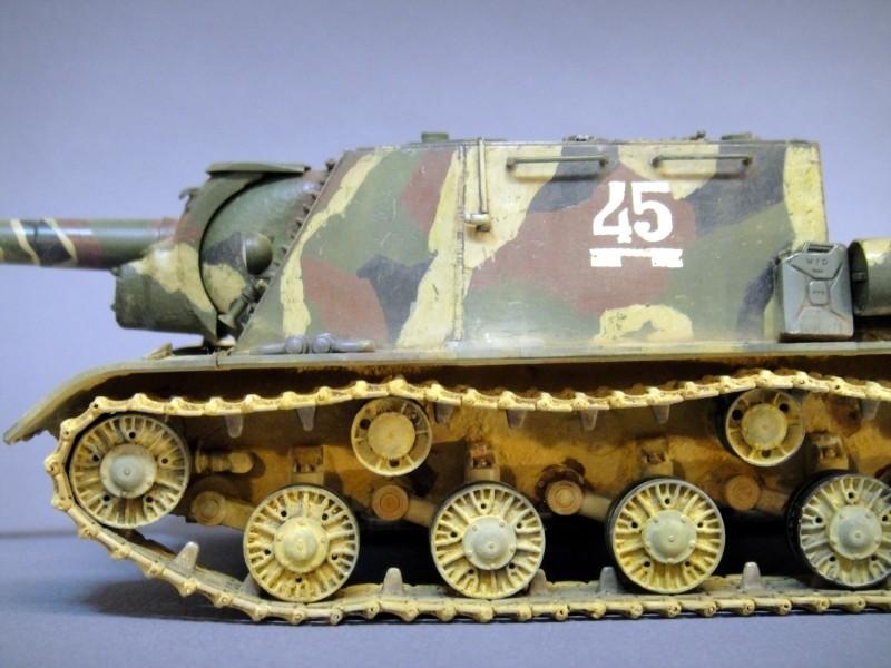 ISU-152 [Tamiya 1/35] Dsc02411