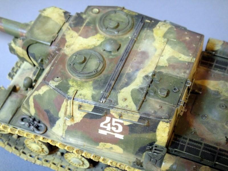 ISU-152 [Tamiya 1/35] Dsc02412