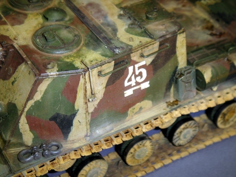 ISU-152 [Tamiya 1/35] Dsc02415
