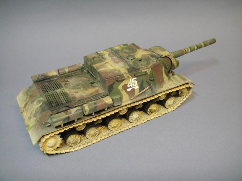ISU-152 [Tamiya 1/35] Dsc02511