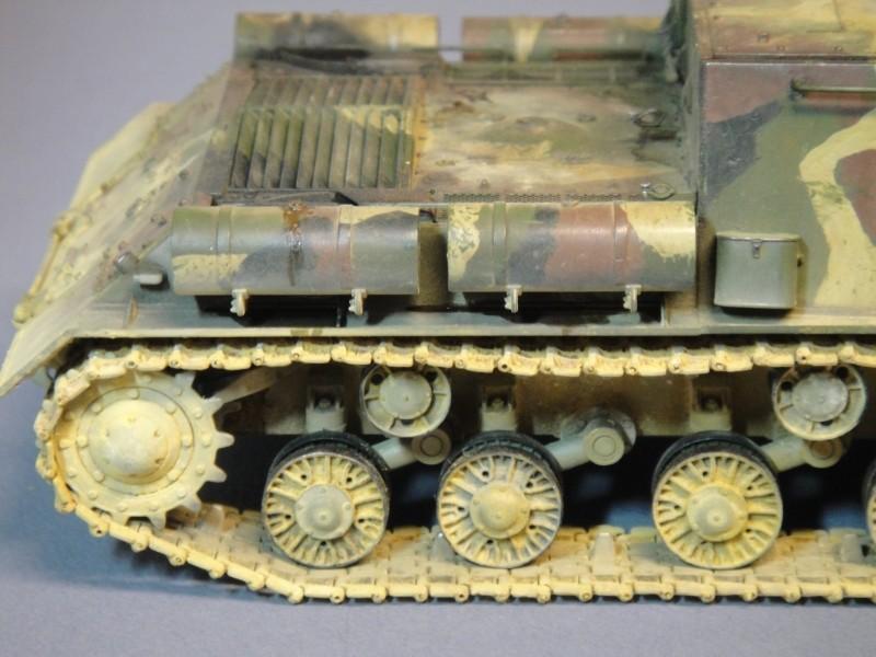 ISU-152 [Tamiya 1/35] Dsc02515