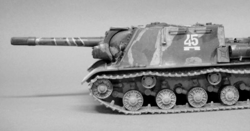 ISU-152 [Tamiya 1/35] Fin10